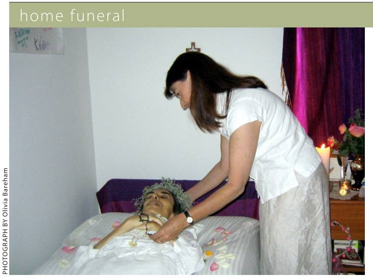 Live Embalming Procedures